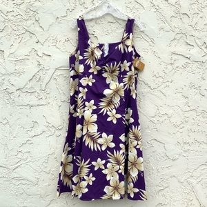 Pacific Legend Hawaiian Dress Size 2XL